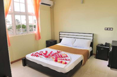 Rooms starting from 44€   Hotelopia, Maldives