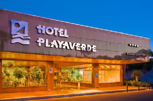 Diverhotel Playaverde