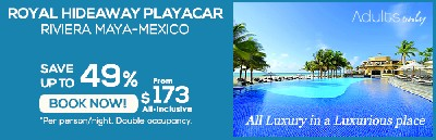 49% Off Mexico Occidental Hotels