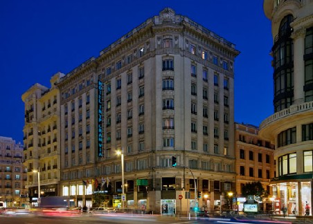 Melia TRYP Madrid Gran Via Hotel
