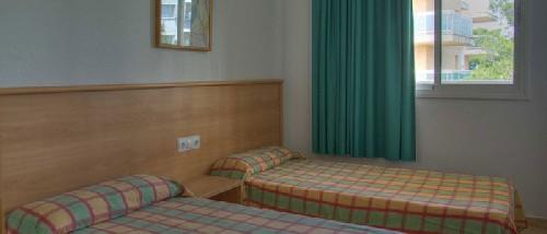 Best Hotels Apartamentos Best Ontario