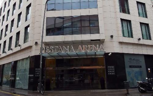Pestana Hotels Barcelona