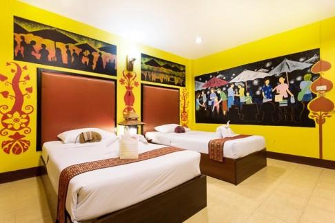 Compass Hospitality Parasol Inn Hotel