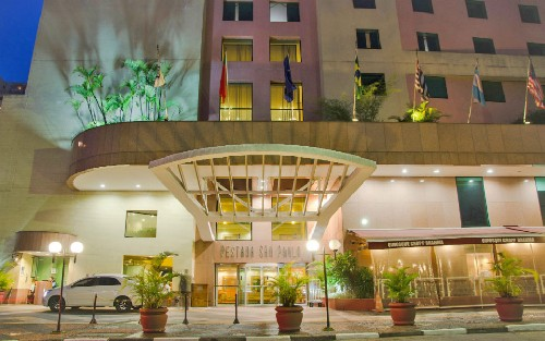 Pestana Hotels Sao Paulo