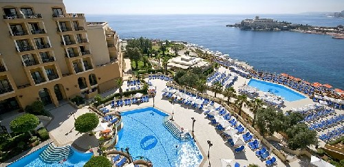 Five-Star Hotel Corinthia Hotel