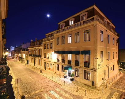 Heritage Hotels Janelas Verdes