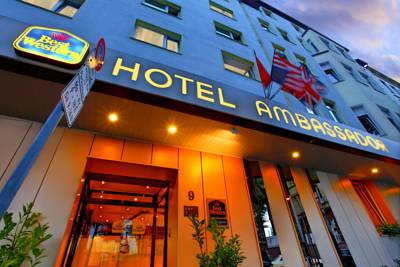 Best Western Hotel Ambassador