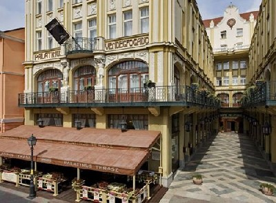Danubius Hotel Palatinus City Center, Hungary